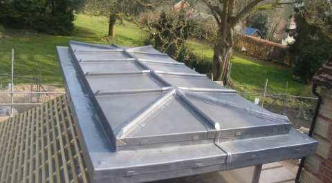 Tm Roofing Fleet Leadwork Lead Roof Specialist