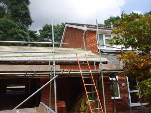 Tm Roofing Fleet Flat Roof Conversion