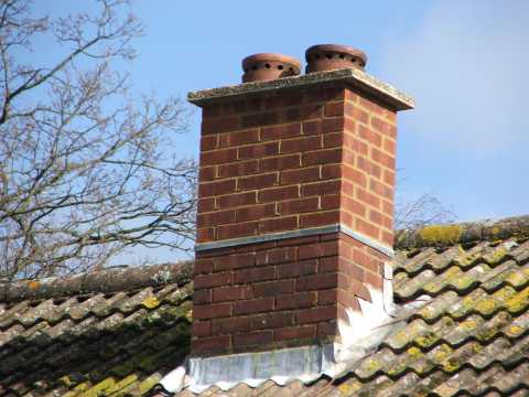 Tm Roofing Fleet Repair Chimney Stack Fleet